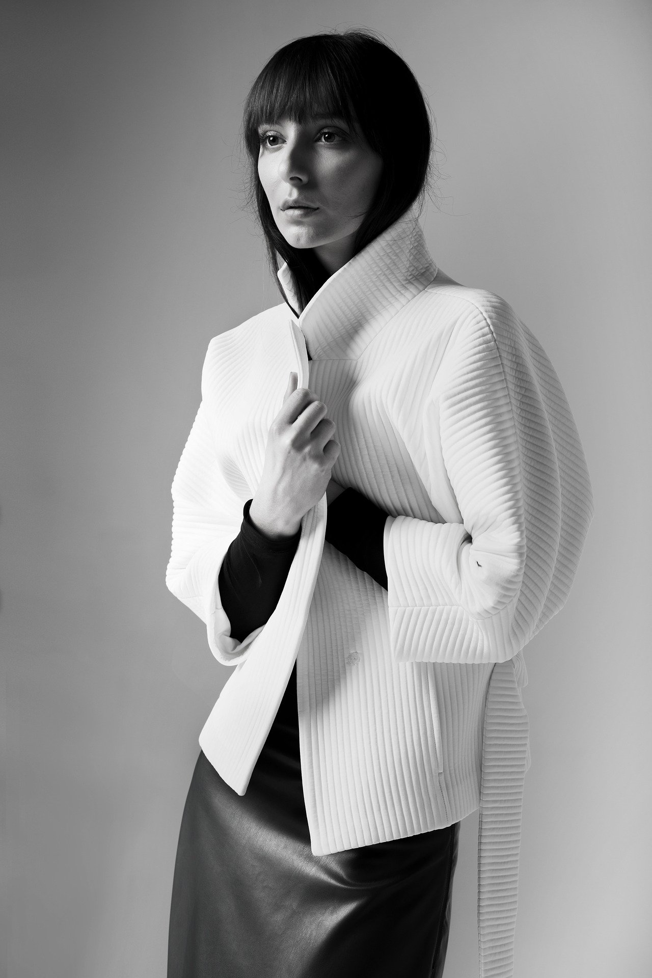 La veste oversise, une veste à  avoir dans son dressing.